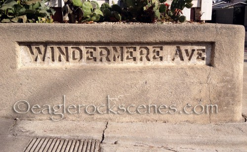 Windermere Avenue