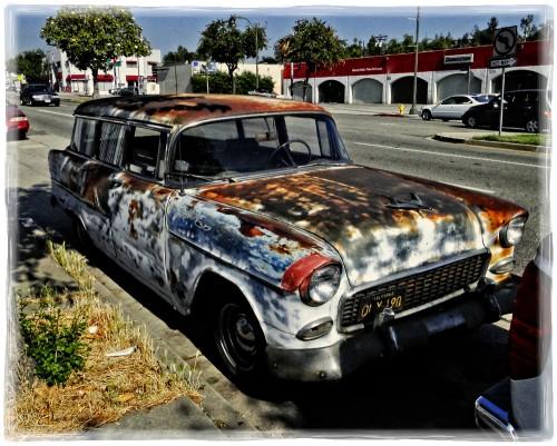 Vintage Jalopy