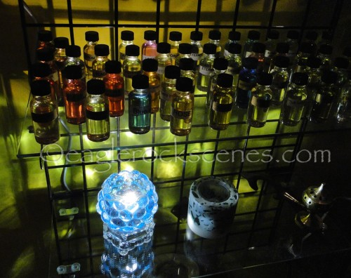 Scents at Cactus Gallery