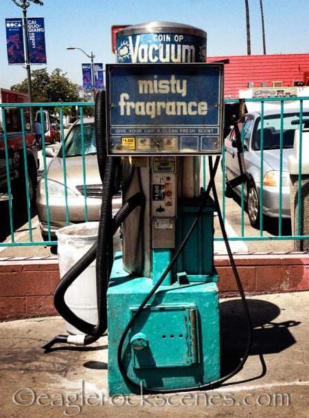 Misty Fragrance at the Coin Op Laser Car Wash