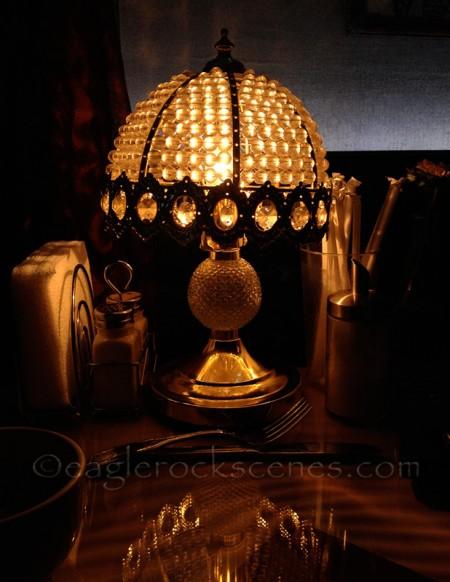 Table light at Polka