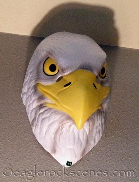Imposing Eagle Mask