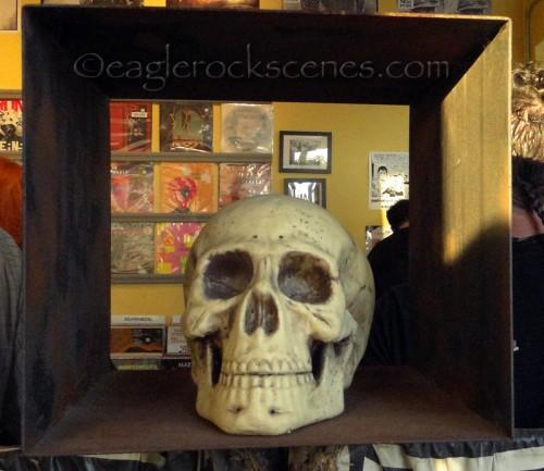 Skullcrow head