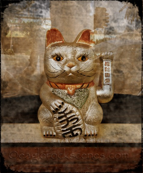 Lucky Cat, Maneki-neko