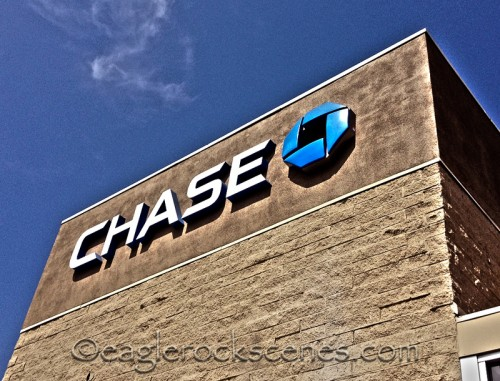 Chase Bank in Eagle Rock