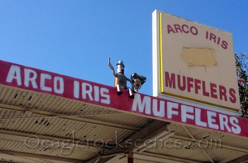 Arco Iris Mufflers