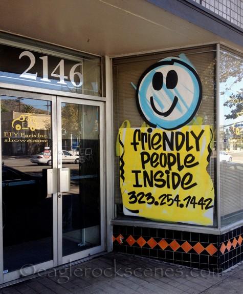 Friendly People Inside