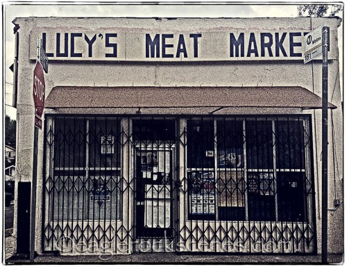 Actually Lucy's Meat MarkeT