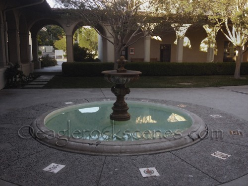 The Fountain at Occidental