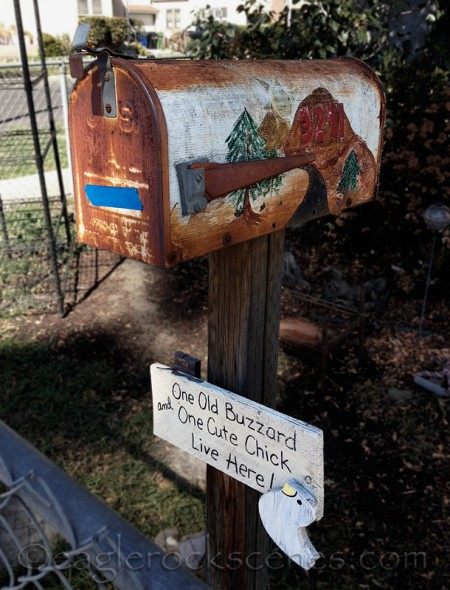 A mailbox in Atwater