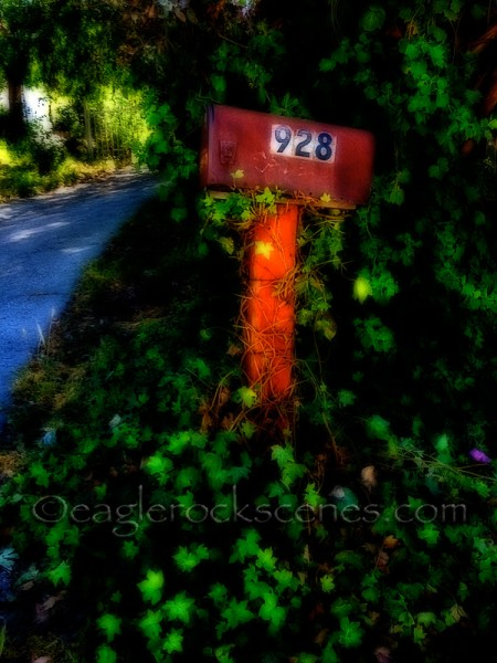 Magic Mailbox