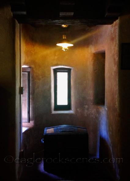 Lummis House alcove