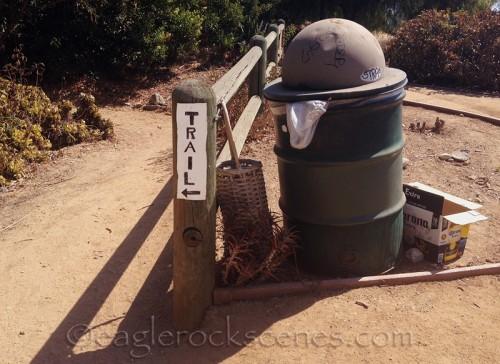 Eagle Rock Canyon Trail