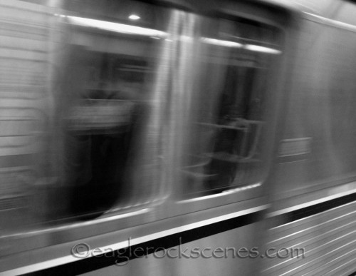 Metro rail train