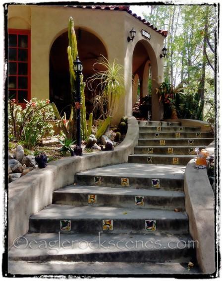 A pretty portico