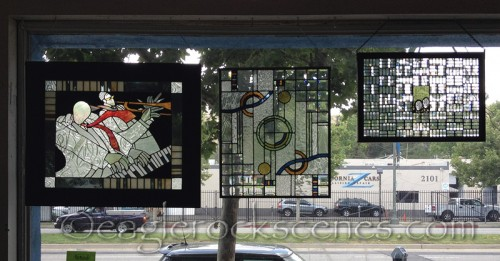 Some awesome stained glass