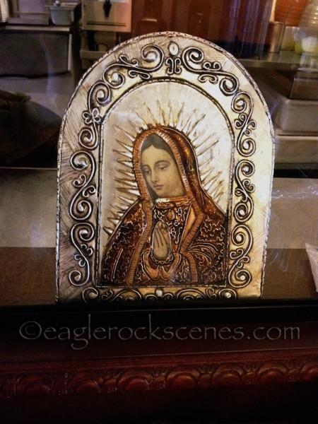 nuestra virgen Maria