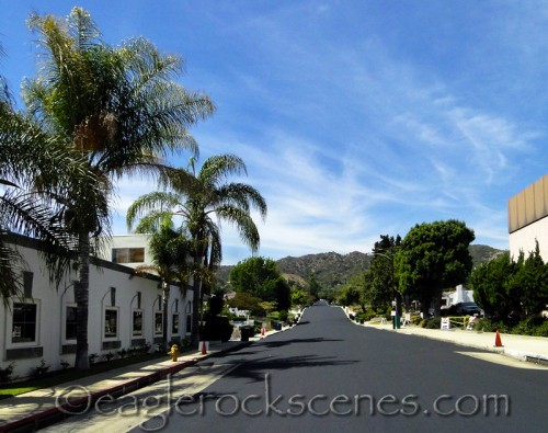 Loleta Ave. being repaved