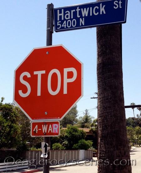 It's a 4-WAR stop!