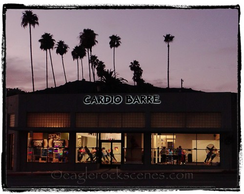 Cardio Barre on Colorado Blvd. and Townsend Ave.