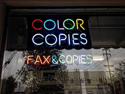 Commercial Printing on Colorado