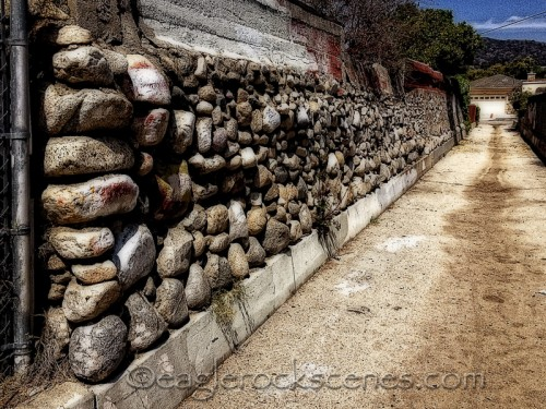 Stone Wall Alley