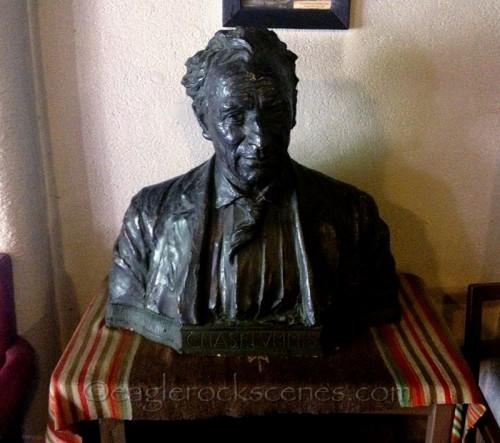 Bust of Charles Lummis
