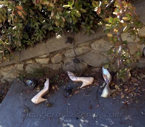 Random shoes