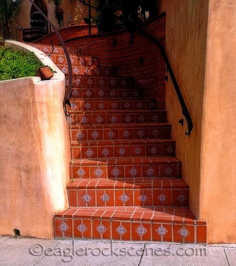 tile steps
