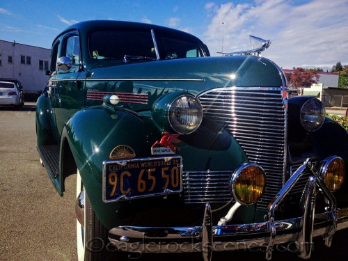 1939 Chevy Coupe, nicely restored